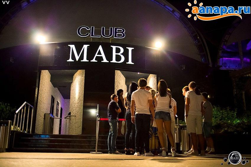 mabi ночной клуб