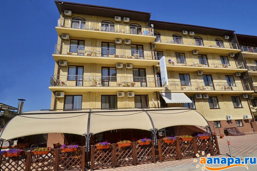Отель ЛЕОНИДАС | Отдых на курортах Анапы