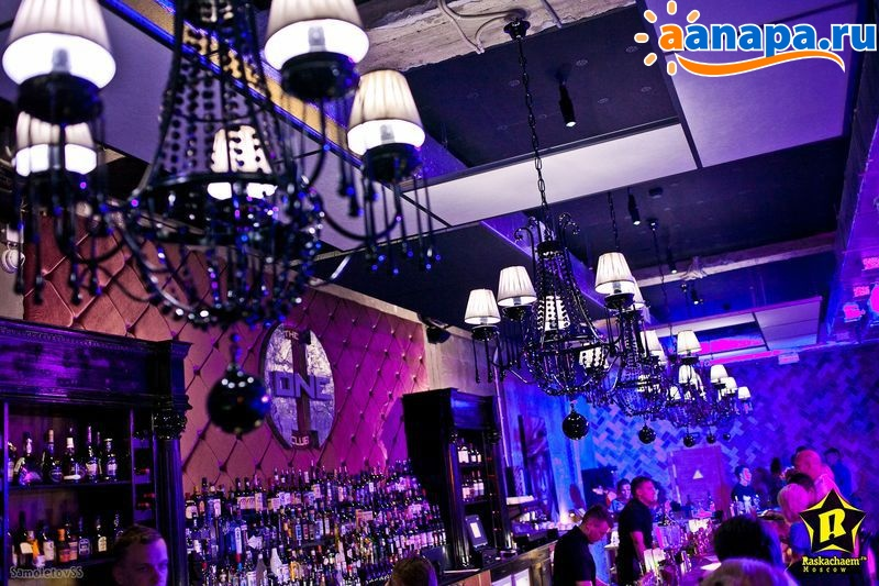ночные клубы бары анапы